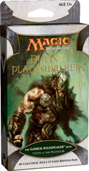 The Garruk Wildspeaker Deck: Teeth of the Predator: Duels of the Planeswalker
