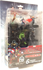 Avengers: Age of Ultron: 6 FIgure Starter Set
