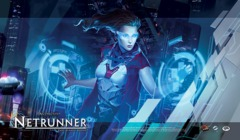 Android: Netrunner Playmat - The Masque