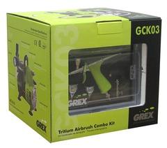 GCK03 - Tritium.TG3 Airbrush Combo Kit