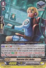 Operator Girl, Reika - G-EB01/035EN - C on Channel Fireball