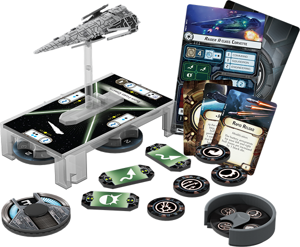 Imperial Raider - Wave 2 Expansion Pack