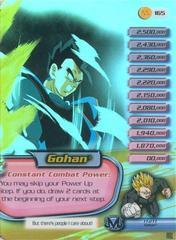 Gohan Double Card (165)