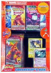Pokemon Diamond & Pearl Collector's Box