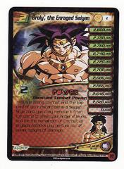 Broly, the Enraged Saiyan (Level 2)