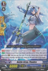 Battle Siren, Phaidra - G-TD04/012 on Channel Fireball