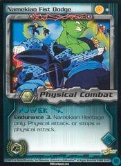 Namekian Fist Dodge