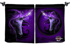 Black Magic Unicorn Dicebag