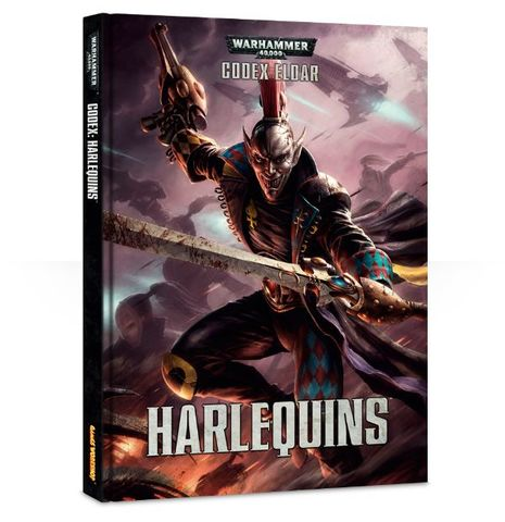 Codex: Eldar Harlequins