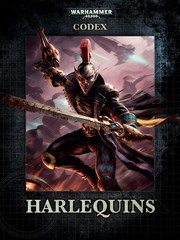 Warhammer 40k Codex Eldar Harlequins