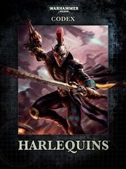 Codex: Eldar Harlequins (8th Ed)