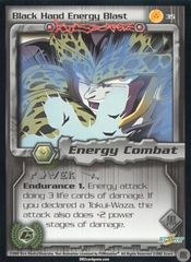 Black Hand Energy Blast