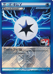 Plasma Energy - 106/116 - Promotional - Crosshatch Holo Play! Pokemon