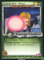 Android 18's Effect