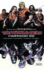 Walking Dead Compendium Trade Paperback Vol 01 (Mature Readers)