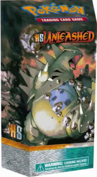 Pokemon HS Unleashed Theme Deck: Chaos Control