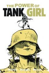 POWER OF TANK GIRL OMNIBUS TP