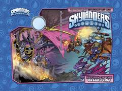 SKYLANDERS RETURN OF DRAGON KING HC