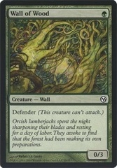 Wall of Wood on Channel Fireball