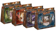 MTG Archenemy: All 4 Decks (English)