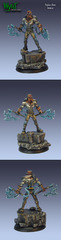 Injun Joss - Steampunk Warrior