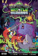 Epic Spell Wars of the Battle Wizards: Rumble at Castle Tentakill © 2015