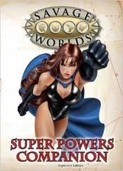 Super Powers Companion