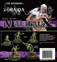 Crew: The Hag's Puppets - Zoraida Box
