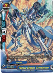 Rescue Dragon, Crossbuster - H-SD02/0002 - RR