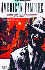American Vampire Trade Paperback Vol 02 (Mature Readers)
