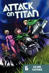 ATTACK ON TITAN GN VOL 06 (C: 1-1-1)