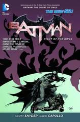 BATMAN NIGHT OF THE OWLS TP (N52)