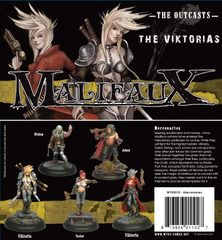 Mercenaries Box Set (The Viktorias)