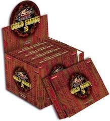 Yu-Gi-Oh 2010 Gold Series #3 Limited Booster Display Box