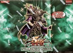 Yu-Gi-Oh Structure Deck: Spellcaster's Command Display Box 8ct - 1st Edition