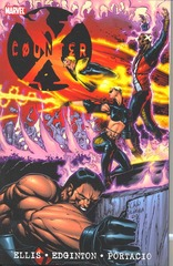 COUNTER X TP VOL 01 X-FORCE (MAY082375)