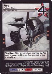 Ace, Fighter Pilot