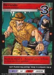 Recondo, Jungle Trooper