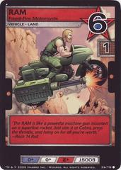 RAM, Rapid-Fire Motorcycle