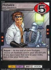 Hotwire, BAT Mechanic