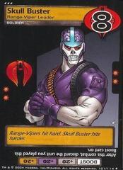 Skull Buster, Range-Viper Leader