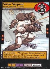 Snow Serpent, Polar Assault Trooper