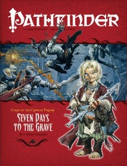 Pathfinder #8 Curse of the Crimson Throne Chapter 2: