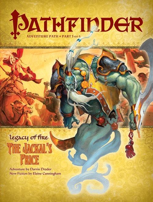 Pathfinder Adventure Path #21: