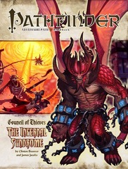 Pathfinder Adventure Path #28: The Infernal Syndrome (Council of Thieves 4 of 6)