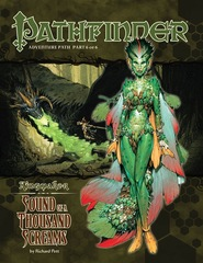 Pathfinder Adventure Path #36: Sound of a Thousand Screams (Kingmaker 6 of 6)