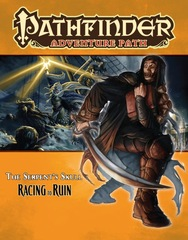 Pathfinder Adventure Path #38: Racing to Ruin (Serpent's Skull 2 of 6)
