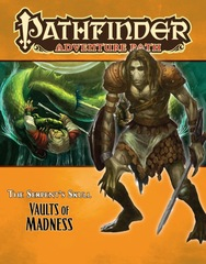 Pathfinder Adventure Path #40: Vaults of Madness (Serpent's Skull 4 of 6)