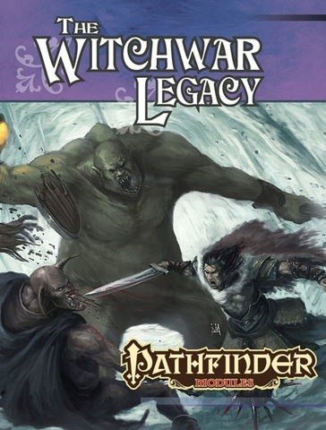 Pathfinder Module The Witchwar Legacy