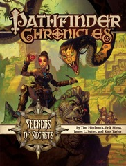 Pathfinder Chronicles: Seekers of SecretsA Guide to the Pathfinder Society
